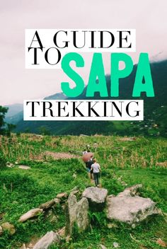A Guide to Sapa Trekking and Hill-Tribe Homestay in the stunning rice fields of Vietnam! Everything you need to know for arranging your own tour, without using an agency! Easily one of the top things to do in Northern Vietnam, a trek to the rice terraces Vietnam Voyage, Vietnam Travel, Asia Travel, Wanderlust Travel, Vietnam Vacation, Traveling Europe, Travel Advice, Travel Guides, Travel Tips