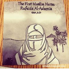 Rufaidia Al-Aslamia is the first female Muslim nurse and the first female surgeon in Islam. She trained other women to be nurses and to work in health care. She also worked as a social worker, helping to solve social problems associated with the disease, she helped children in need and took care for orphans, as well as the handicapped and poor, becoming an experienced healer. She also practiced in field hospitals during holy wars, giving shelter and healing to injured soldiers.