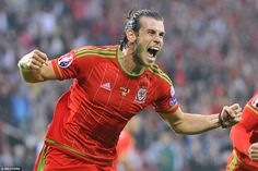 Gareth Bale was full of superlatives after a wondrous night of football made Wales believe their wait for a major tournament is coming to a close, having defeated Belgium in Cardiff. Bbc Football, World Football, Football Players, Wales Euro 2016, Real Madrid Gareth Bale, Welsh Rugby, Uefa Euro 2016, Fifa 20, Wales