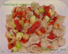 BIZZY BAKES: Pasta Fagioli with Zucchini - Ellie Krieger