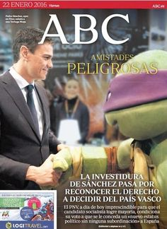 ABC.es, periódico digital líder en España, ofrece noticias en español sobre el país y el resto del mundo.