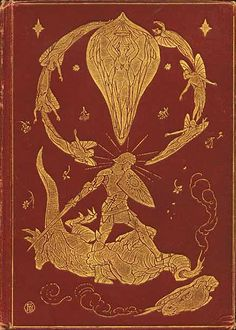 Andrew Lang's Fairy Books, via Flickr.