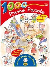 Amazon.it: 1000 prime parole. Con adesivi - Aa.Vv. - Libri