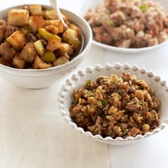 A picture of Delia's Eighteenth-century Chestnut Stuffing recipe
