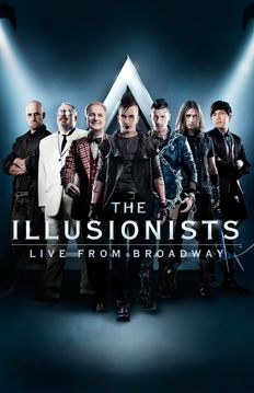 The Illusionists - Pittsburgh | Official Ticket Source | Heinz Hall | April 19, 2016 - April 24, 2016 | PNC Broadway In Pittsburgh