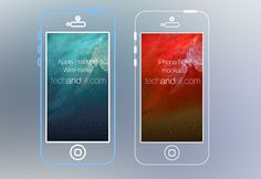 Here is a pack includinguseful Apple wireframe mockups: iMac, iPhone 5S, Iphone 5C, Macbook Pro/Air, iPad and iPad Mini. Fully vector sha...