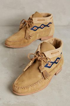 8e83f272e6a Slide View  1  Sagebrush Moccasin Booties Moccasin Ankle Boots