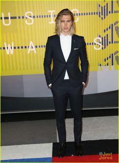 Austin Butler at the MTV Video Music Awards 2015