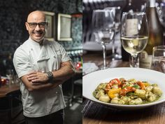 The restaurant was a big part of our life and our house because in fact it was very close to the place where we lived. My mom cooked, and my dad was the manager of the restaurant. Here it's, family's idyl. Tony Rosetti, Chef of the Noti Restaurant & Bar - See more at: http://foodnchef.com/portfolio/tony-rosetti-chef-of-the-noti-restaurant-bar/