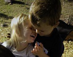 sweet siblings by GreenHairMermaid / Joy-Anne Goodenough, via Flickr