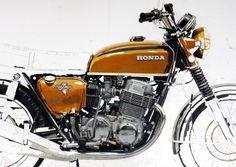 pinterest.com/fra411 #bike #art - Kenji Shibata's Japanese motorcycle paintings..