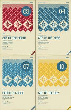 FWA Award Certificate - The Design Chapel — Robert Lindström Poster Design, Graphic Design Layouts, Book Design Layout, Graphic Design Posters, Brochure Design, Graphic Design Inspiration, Graphic Prints, Print Design, Web Design