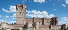Medina del Campo llega a los 40.000 turistas en el primer semestre del año 2017 http://www.revcyl.com/web/index.php/cultura-y-turismo/item/9490-medina-del-c