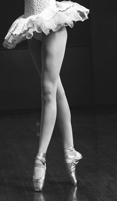 Nicely stretched knees