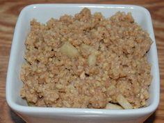 MilletPorridge Recipe from 100 Days of Real Food