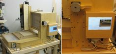 "CNC Router ""Solidis"" from Mario Stiegler. Designed by Christopher Blasius. Plans available at holzmechanik."