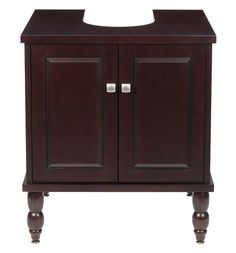 Home Depot Has A Cabinet That Fits Around A Pedestal Sink I So Want - Home depot bathroom sink installation