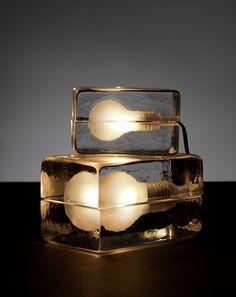 Harri Koskinen, Block Lamp, 1996, Design House Stockholm