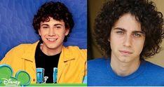 Adam Lamberg as David 'Gordo' Gordon | 22 Disney Channel Stars: Then And Now