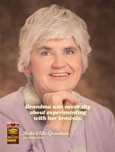 Bake it like Grandma