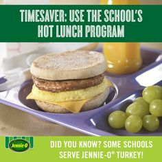 Does your school serve #JennieO? | Lunch | Back to School | #JennieO #ThursdayisTurkeyDay #sweepstakes #howto #kidfriendly #lunch