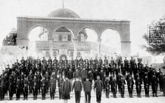 This is the story of the Ottoman soldier who remained loyal to his duty for 57 years at the Al-Aqsa mosque after the Ottoman military retreated from Jerusalem on 9th December 1917.