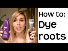 diy blonde roots how to touch up regrowth at home dye diy blonde roots how to touch up regrowth at home dye blonde hair youtube beauty hairy mclairy pinterest dyed blonde hair blonde roots and pmusecretfo Gallery