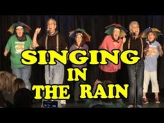 Singing in the Rain (Fun Kids Version) - The Learning Station