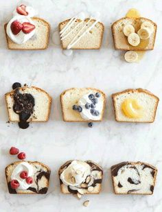 eat toast like a champ