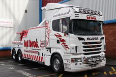 Scania KD Bros BIG620 | Burnley Lancashire England Sunday 16-October-2016 Heavy Engineering Model Show