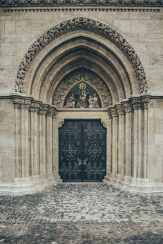 Door in Budapest, Hungary   Flickr - Photo Sharing!
