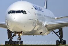 Air France F-GSPZ Boeing 777-228/ER aircraft picture