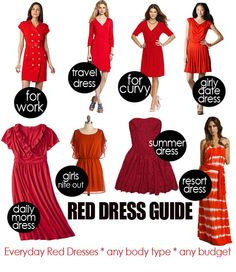 red-dress-guide