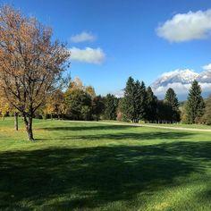 Fall2016 #golf #fall #lovetirol #artum #travel #golfbroadcaster #whyilovethisgame #