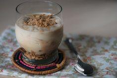 Yogur de turrón de Xixona (con yogurtera)
