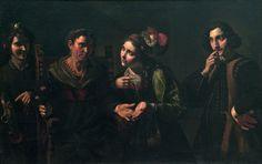 The Fortune Teller, Pietro Paolini (1603-1681)
