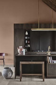 Identity : Jotun Lady new Color chart 2019 – Only Deco Love – Office Furniture İdeas. Interior House Colors, Gold Interior, Interior Design, Dark Interiors, Colorful Interiors, Jotun Lady, Executive Office Furniture, Farrow Ball, Trendy Home