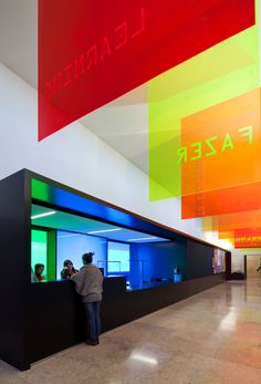 REFRACTED LIGHT by P-06 atelier, via Behance