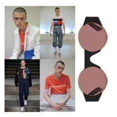 Créateur montant, le moscovite Gosha Rubchinskiy fait palpiter les fashion weeks ; il a signé une courte collection de lunettes solaires (5 modèles) avec la marque italienne Retrosuperfuture. Des montures massives et géométriques qui ne devraient pas passer inaperçues et s'intégrer aux looks teenagers du designer dont le style promeut un sportswear très années 90 mâtiné de skate/streetwear actuel, le tout à la sauce russe.