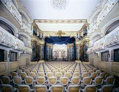 Schloss Schwetzingen, Rokokotheater