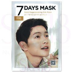 FORENCOS 7 Days Mask SAT - Mayu Elastic Silk Mask