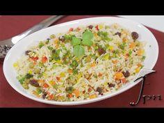 Receita de arroz a grega - YouTube