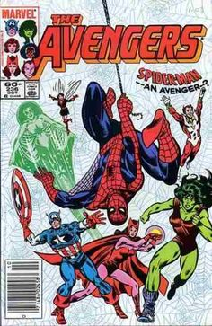 Avengers by Al Milgrom