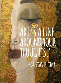 by Famous Artists That Will Enrich Your Soul, . Seven Quotes by Famous Artists That Will Enrich Your Soul, Seven Quotes by Famous Artists That Will Enrich Your Soul, Klimt Golden Tears Poster Picasso Quote Christy Pillars ( Words Quotes, Me Quotes, Motivational Quotes, Inspirational Quotes, Famous Quotes, Famous Artist Quotes, Famous Artists Paintings, Funny Quotes, Leader Quotes