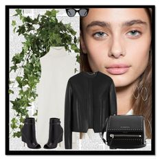 """""""Taylor Hill"""" by aliakolli ❤ liked on Polyvore featuring OKA, ADAM, Mulberry, Givenchy, Michael Kors and MANGO"""