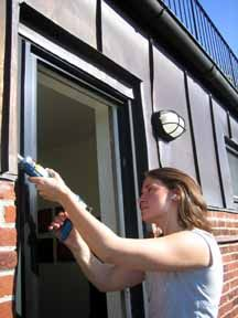 #Spring #Maintenance Tips  Inside  Try out your air conditioning system.  Inspect/replace your #HVAC filter monthly.  Check and clean the clothes dryer vent and stove hood.  Clean everything, top to bottom!    Outside - Up High  Inspect the roof Examine flashing around chimneys, vents, and roof edges.  Remove debris from gutters and downspouts and patch any holes. Examine fascia or soffit boards. Trim branches and shrubs