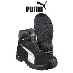 cb2cd690d2b5e Puma Cascades Safety Boot Calzado Deportivo