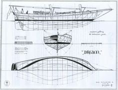 First Dream built Classic Sailing, Classic Yachts, Yacht Design, Boat Design, Speed Boats, Power Boats, Best Boats, Boat Building, Building Plans