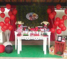 Fotos para Decoração de festa Miraculous Ladybug em Niterói!