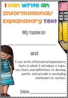 Informational Writing Pumpkin Themed First and Second Grade Common Core$ http://www.teacherspayteachers.com/Product/Informational-Writing-Pumpkin-Themed-First-and-Second-Grade-Common-Core-909975